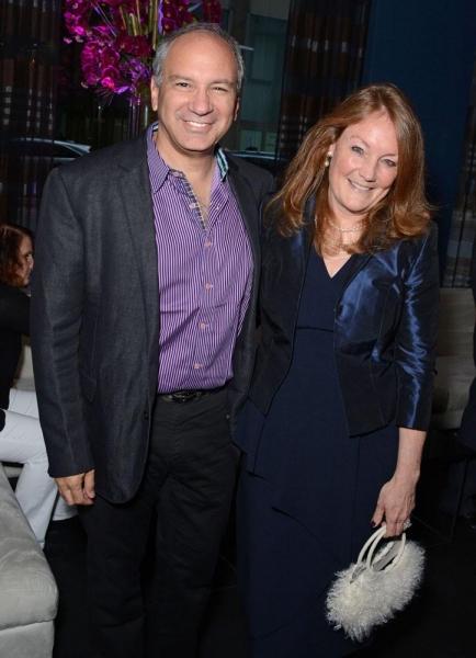 Michael Kosarin and his wife, Carol Photo