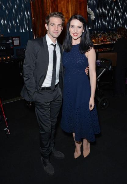 Dan DeLuca and Danielle Hope