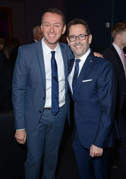 Andrew Lippa and David Bloch