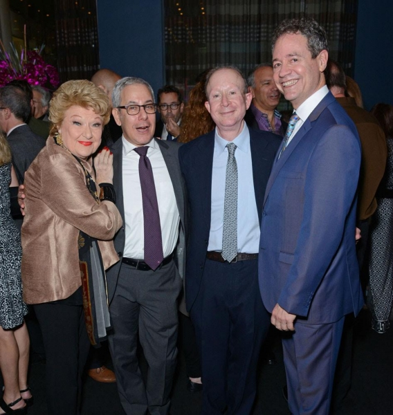 Marilyn Maye, Matthew Liss, Jack Feldman and Mark Sendroff