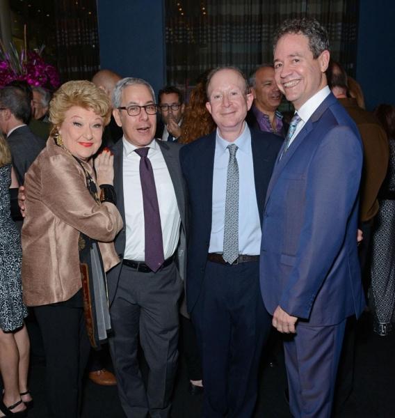Marilyn Maye, Matthew Liss, Jack Feldman and Mark Sendroff