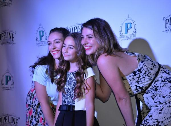 Katharine Lorraine, Tahlia Ellie, and Claire Rothrock