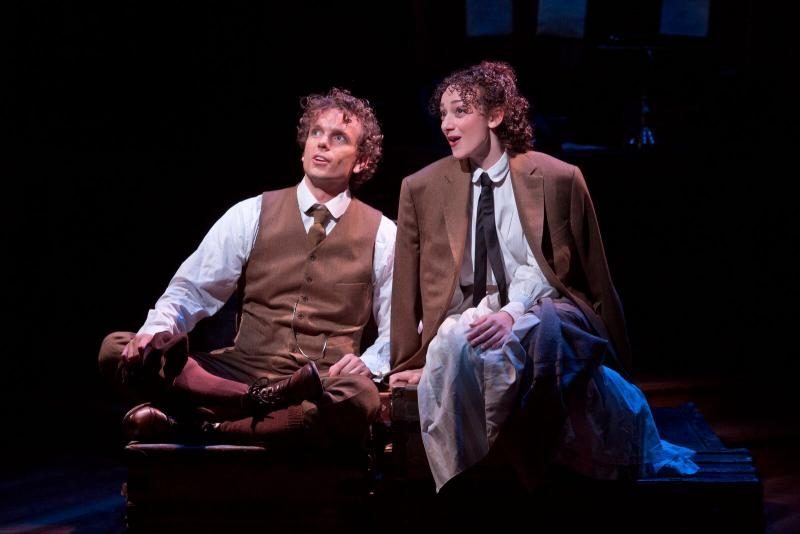 BWW Review: Clever and Enchanting New Chamber Musical, DADDY LONG LEGS