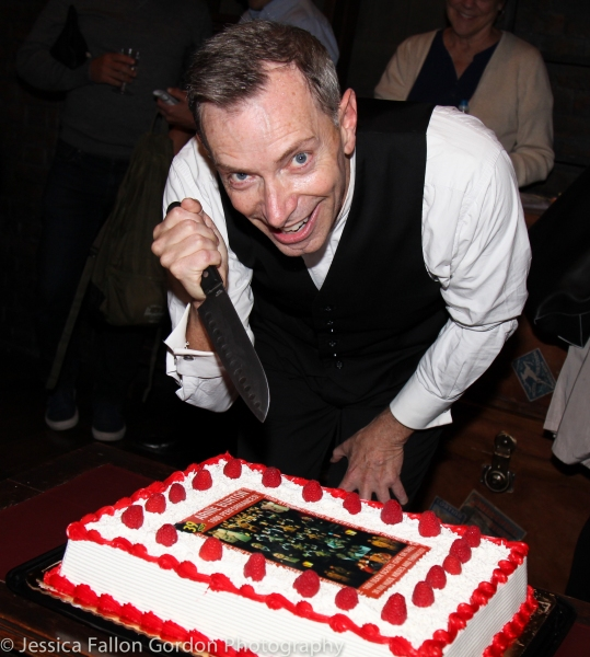 Photo Coverage: Arnie Burton Takes 1000th and Final Bow in 39 STEPS