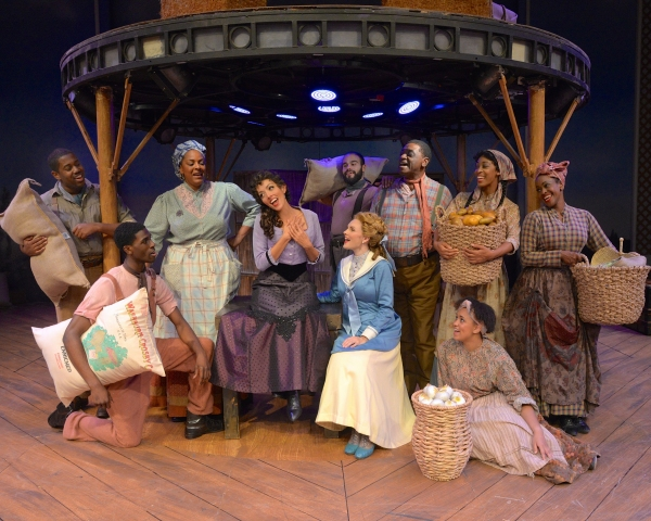 Photo Flash: New Shots from Westchester Broadway Theatre's SHOW BOAT