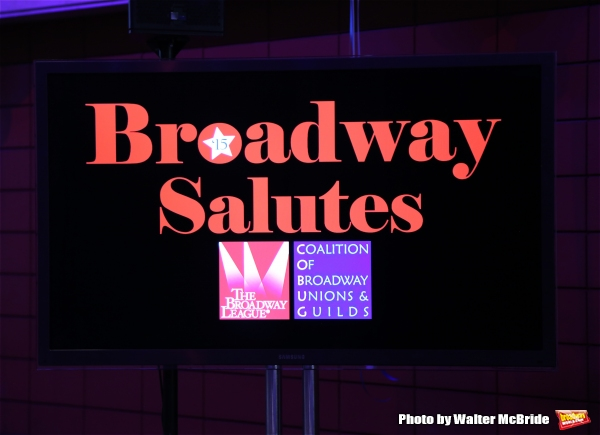 ZThe Broadway Salutes 2015 in Anita's Way on September 29, 2015 in New York City.