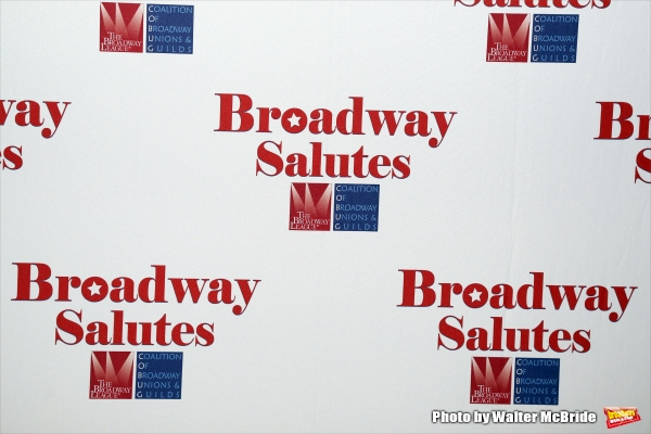 The Broadway Salutes 2015 in Anita's Way on September 29, 2015 in New York City.