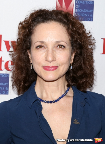Bebe Neuwirth attends the Broadway Salutes 2015 in Anita's Way on September 29, 2015 in New York City.