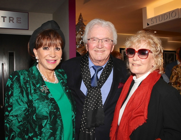 Evie Bricusse, Leslie Bricusse, Petula Clark Photo