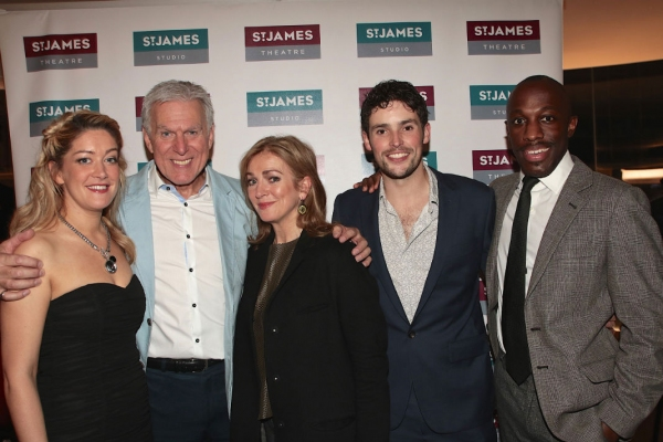 Photos: First Look at Cast and VIP Guests at Opening Night of PURE IMAGINATION, Celebrating Leslie Bricusse