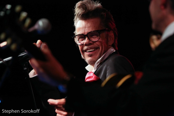 Photo Coverage: Buster Poindexter Returns To Cafe Caryle With New Show