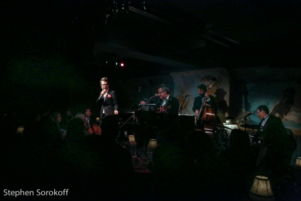 Buster Poindexter, Cafe Carlyle