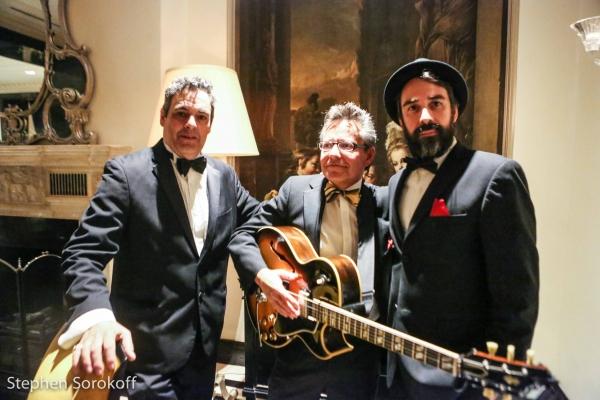 Ray Grappone, Brian Koonin, Richard Hammond