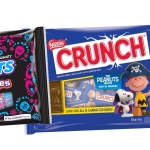 Nestle Crunch Treats Inspired by THE PEANUTS MOVIE Coming This Halloween