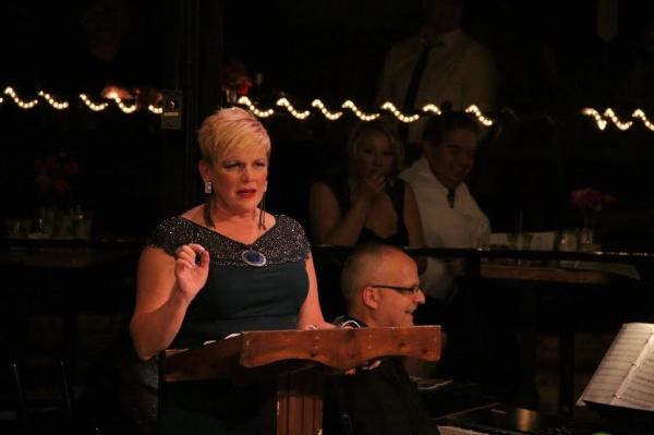 Martha Wilkinson pays tribute to Honoree Carol Irvin