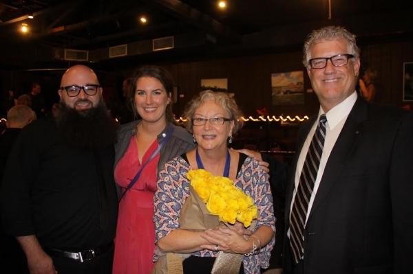 Caleb Mundy, Anna Flautt, Paula Flautt and Joe Flautt Photo