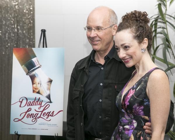 Photo Coverage: Megan McGinnis & Paul Alexander Nolan Celebrate Opening Night of DADDY LONG LEGS!