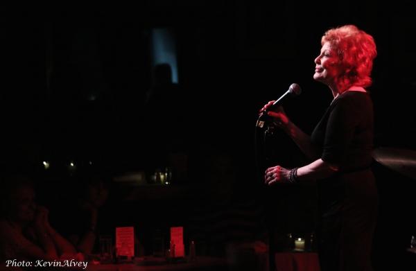 Photo Flash: Anita Gillette Returns to Birdland