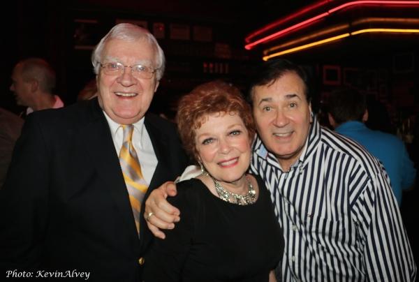 Bob Donahoe, Anita Gillette, Lee Roy Reams