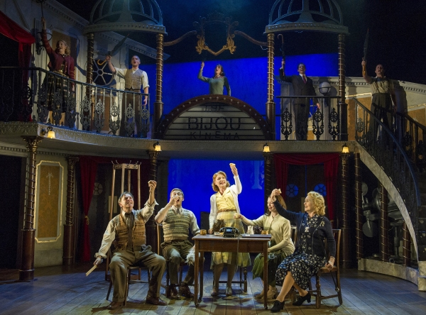 Photo Flash: First Look at THE SMALLEST SHOW ON EARTH UK Tour