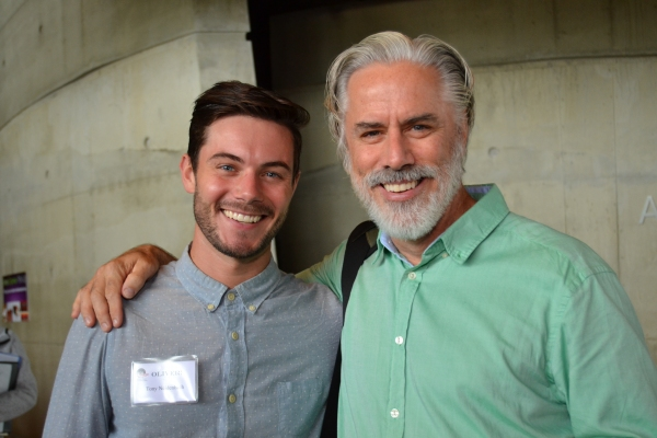 Photo Flash: In Rehearsal for OLIVER! at Arena Stage - Jeff McCarthy, Kyle Coffman, Ian Lassiter and More!
