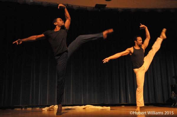 Darius Crenshaw and Jamal Story