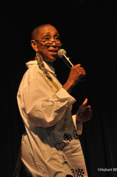 Photo Flash: Andre De Shields and More Celebrate 15 Years of Marcia Pendelton's Walk Tall Girl Productions