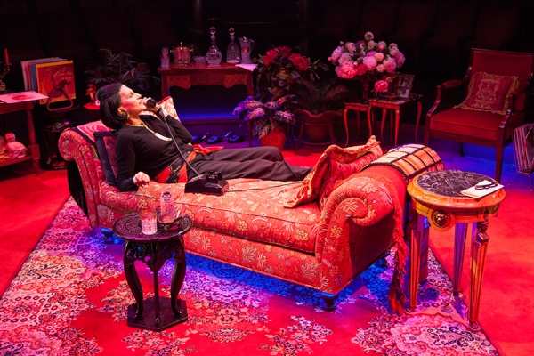 Photo Flash: First Look at Mercedes Ruehl in FULL GALLOP at The Old Globe