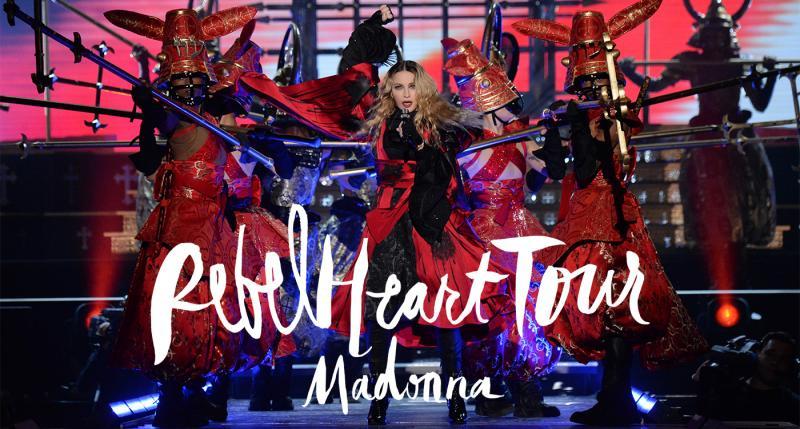 Madonna's Rebel Heart Tour Confirms Kaytranada Will Open Tonight's Show at Joe Louis Arena