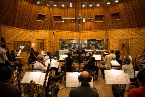 Brent-Alan Huffman & Orchestra