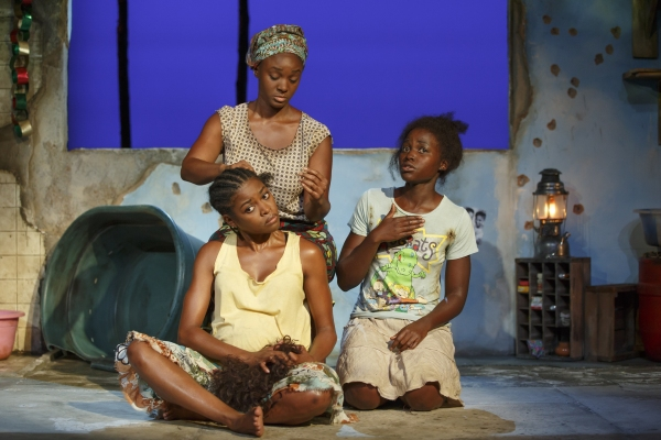 Eclipsed Production Photo