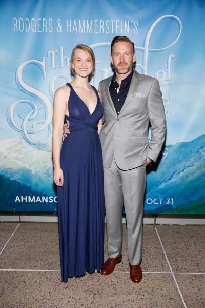 Kerstin Anderson and Ben Davis