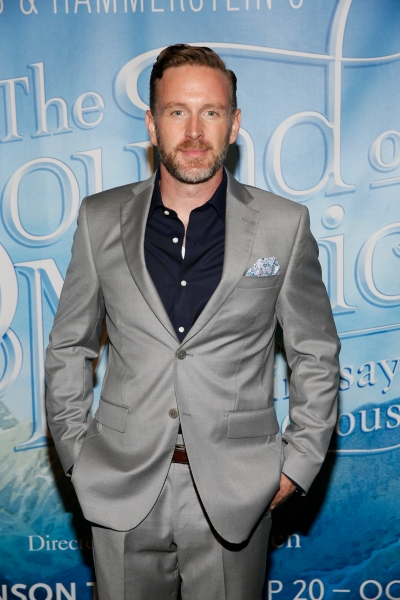 Cast member Ben Davis