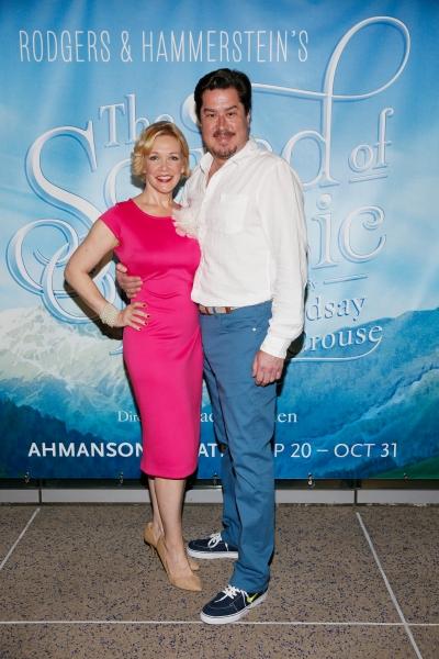 Teri Hansen and Merwin Foard