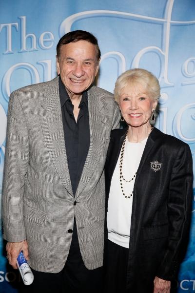 Richard Sherman and wife Elizabeth Sherman