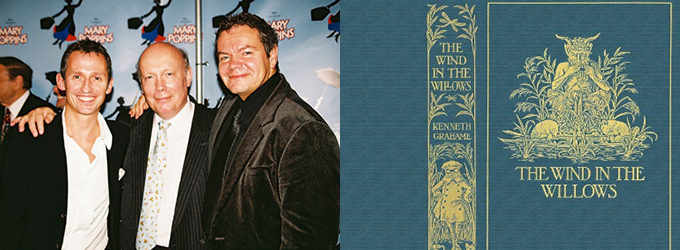 Fellowes, Drewe & Stiles to Bring New WIND IN THE WILLOWS Musical to the Stage Next Fall