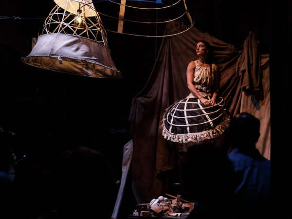Photo Flash: First Look at La Jolla Playhouse's HEALING WARS