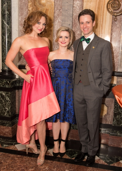 Photos: A GENTLEMAN'S GUIDE TO LOVE AND MURDER National Tour Kicks Off in Chicago!