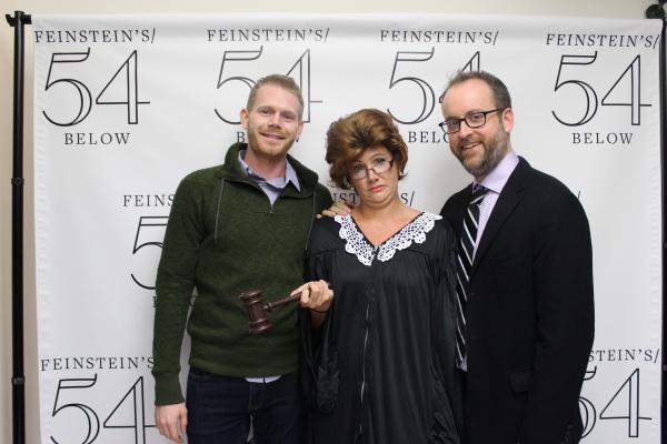 Michael Kooman, Natalie Charle Ellis, Christopher Diamond