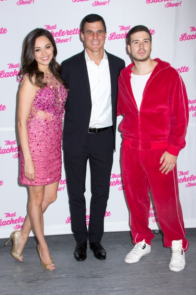 Photo Coverage: JERSEY SHORE's Vinny Guadagnino Joins THAT BACHELORETTE SHOW