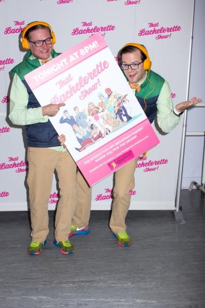 Photo Coverage: JERSEY SHORE's Vinny Guadagnino Joins THAT BACHELORETTE SHOW