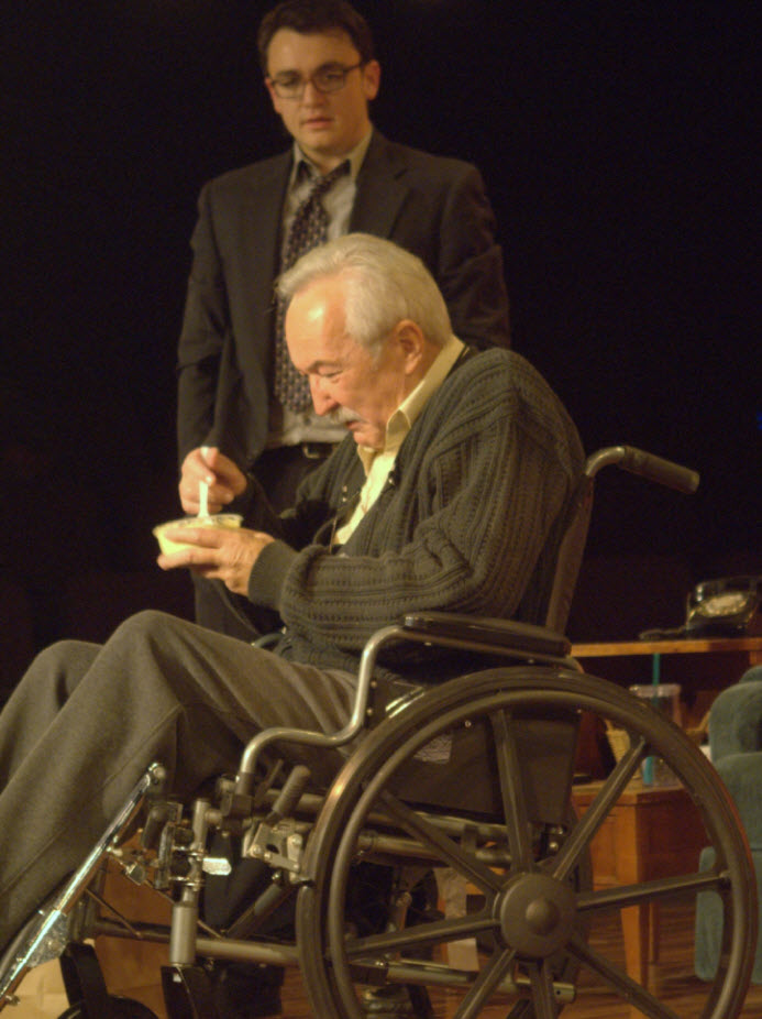 BWW Review: TUESDAYS WITH MORRIE at Playhouse On Park