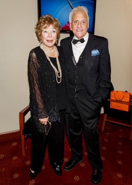 Shirley MacLaine and Jamie Rigler