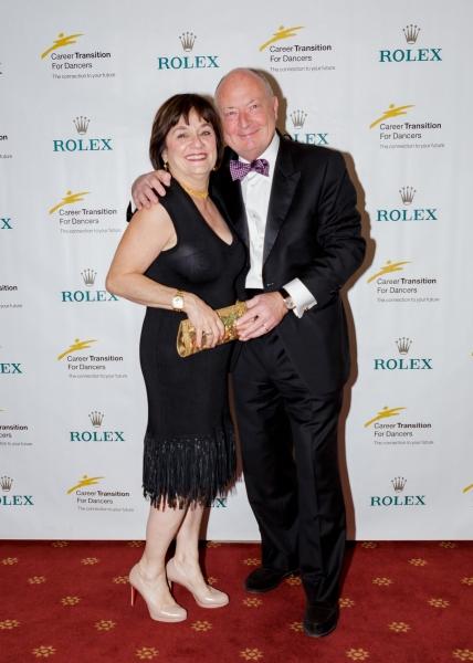 Susan Wicht and Stewart Wicht