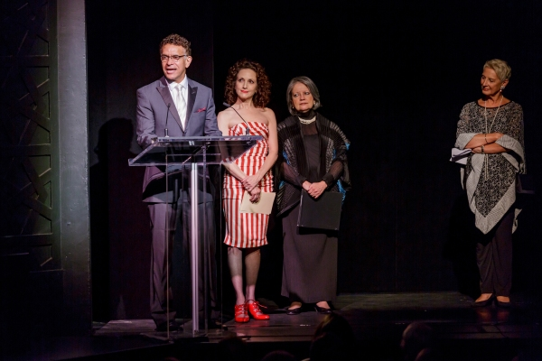 Brian Stokes Mitchell, Bebe Neuwirth, Cynthia Fisher and Cynthia Gregory