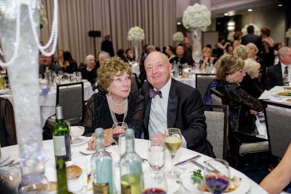 Shirley MacLaine and Stewart Wicht