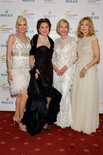 Michele Herbert, Ann Vanness, Anka Palitz and Janice Becker