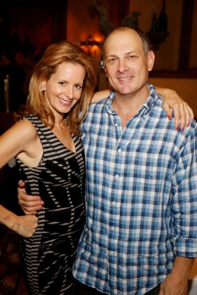 Missy Yager and David Bishins