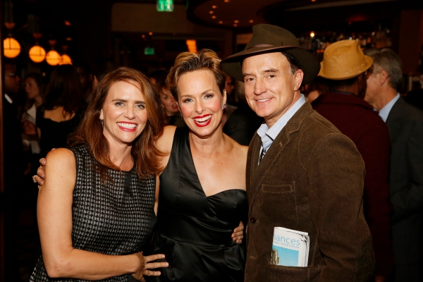 Amy Landecker, Melora Hardin, and Bradley Whitford Photo
