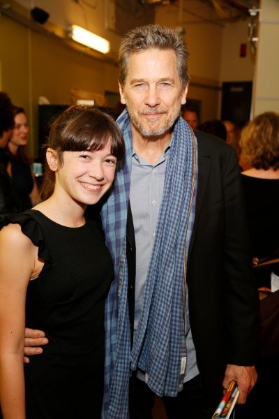 Grace Kaufman and Tim Matheson